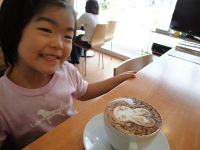 cafe sapmiにマコと一緒に行ってきました!_e0166301_0133517.jpg