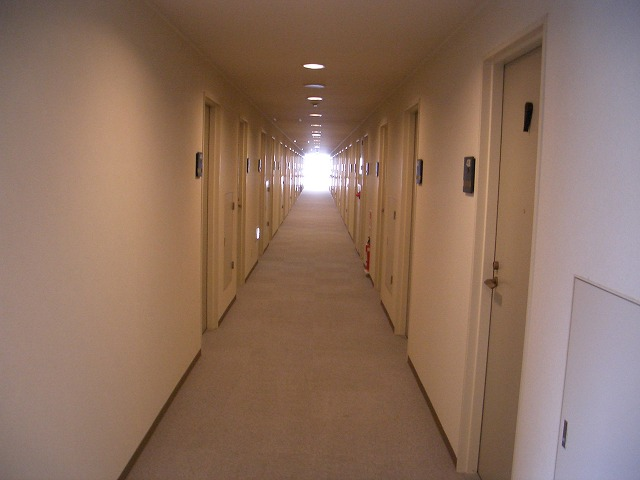 研修所は、とても快適で機能的です!_f0141310_072988.jpg