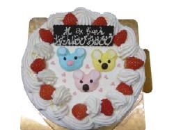 【本日のご注文ケーキ】_c0197734_1403749.jpg