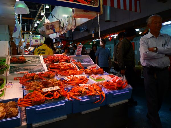 至高の鯖寿司が食べたくって、敦賀へ! (日本海さかな街)_d0108737_2152114.jpg