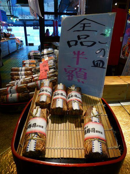 至高の鯖寿司が食べたくって、敦賀へ! (日本海さかな街)_d0108737_2152594.jpg