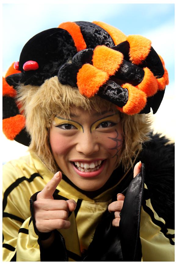 ハロウィン・キャラクターパレード_c0118543_22362689.jpg