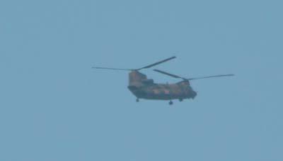 CH-47J(チヌーク)です_f0185403_17411314.jpg