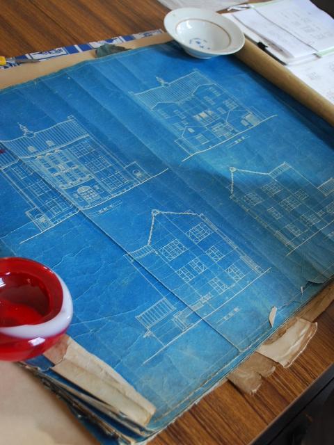 函館海産商同業組合事務所(建築家・関根要太郎作品研究)・・・・・その7_f0142606_11581549.jpg