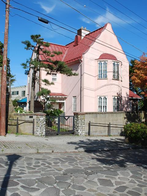 函館・旧亀井喜一郎邸(建築家・関根要太郎作品研究)その2_f0142606_2291172.jpg
