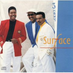 Surface 「3 Deep」(1990)_c0048418_22394155.jpg