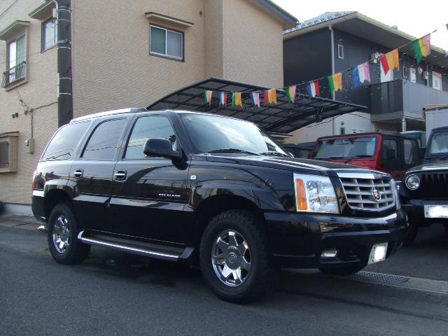 キャデラック エスカレード 4WD_b0123820_1505893.jpg