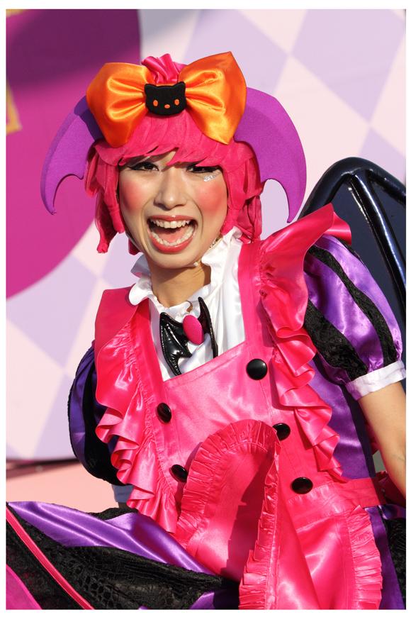 ハロウィン・キャラクターパレード_c0118543_23522933.jpg