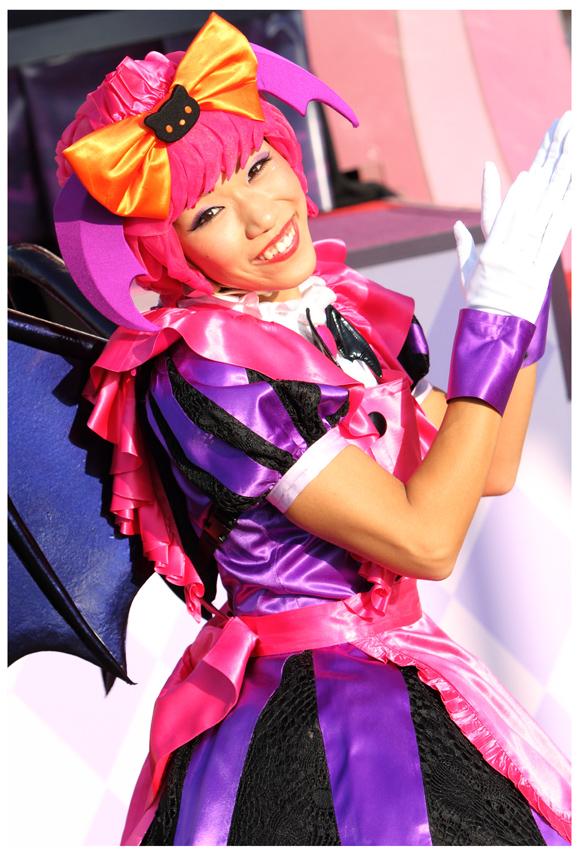 ハロウィン・キャラクターパレード_c0118543_23525262.jpg