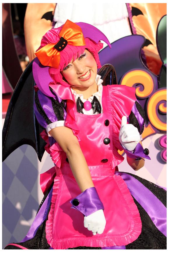ハロウィン・キャラクターパレード_c0118543_2353975.jpg