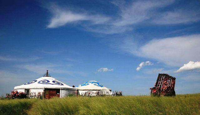 ■モンゴルの草原_e0094583_2333293.jpg