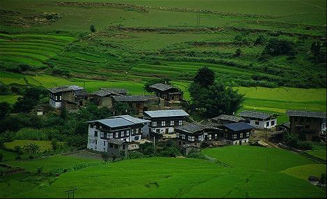 ブータンの農村_c0124100_1722178.jpg