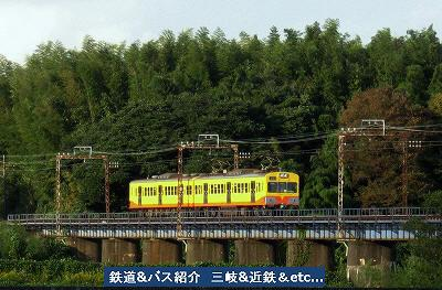 VOL,1224 『10/18 三岐線青川橋梁』_e0040714_23451293.jpg