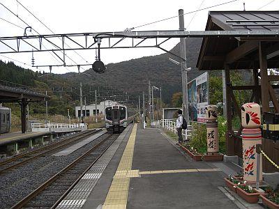 富士へ向けて、、ローカル線の旅_f0157823_1412385.jpg
