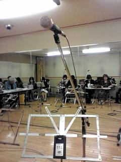 虎ノ門スタジオ♪_b0099226_12295139.jpg