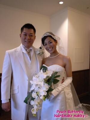 セレス高田馬場 WEDDING_c0043737_23102038.jpg