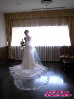 セレス高田馬場 WEDDING_c0043737_2313435.jpg