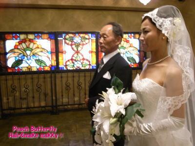 セレス高田馬場 WEDDING_c0043737_2343065.jpg
