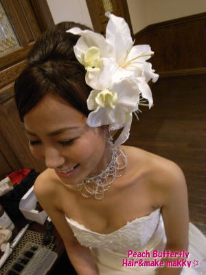 セレス高田馬場 WEDDING_c0043737_2356451.jpg