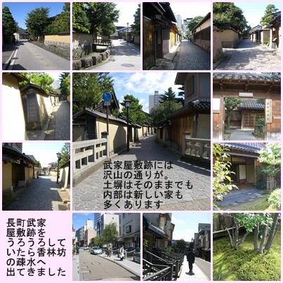 金沢観光 長町武家屋敷跡から金沢城公園と兼六園_a0084343_16483715.jpg