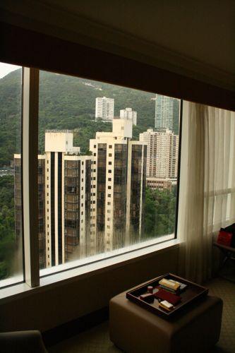 旅行記 香港AUG2009 011 (コンラッド香港 キングピークビュースイート)_f0059796_17171159.jpg