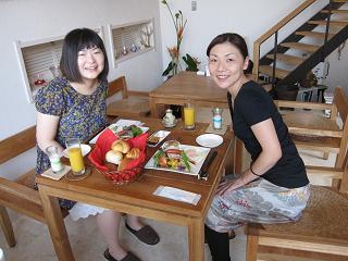 岩手からのリピーターさんと京都からお越しのお客様_d0100638_10483711.jpg