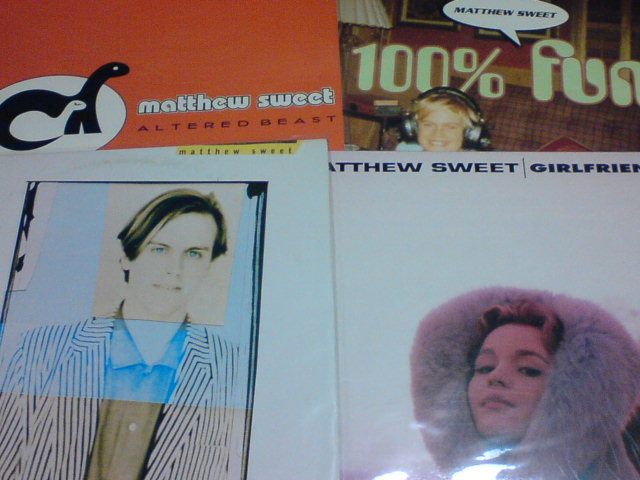 Sunshine Lies / Matthew Sweet_c0104445_22441968.jpg