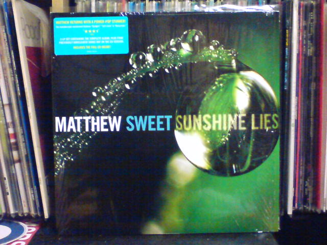 Sunshine Lies / Matthew Sweet_c0104445_2244264.jpg