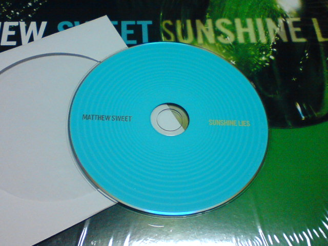 Sunshine Lies / Matthew Sweet_c0104445_2245525.jpg