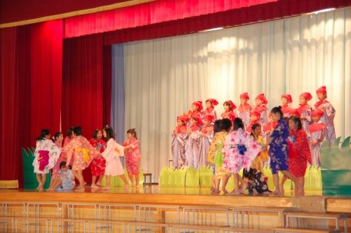 高岡市立S小学校学習発表会①_c0108460_12495299.jpg
