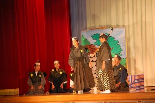 高岡市立S小学校学習発表会②_c0108460_1625946.jpg