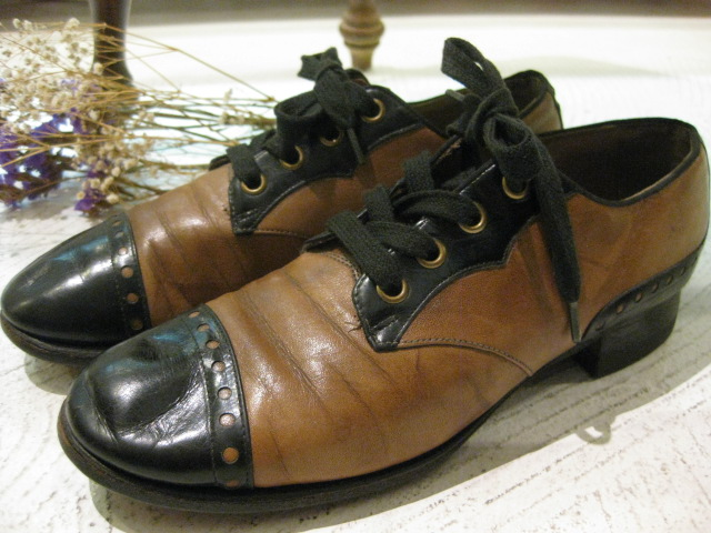 Leather shoes_a0108963_21381993.jpg