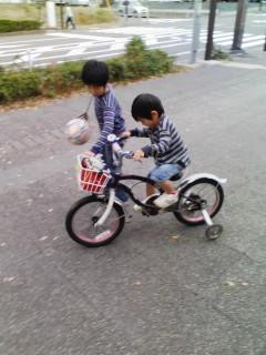 【 自転車教習 】_f0173771_163096.jpg