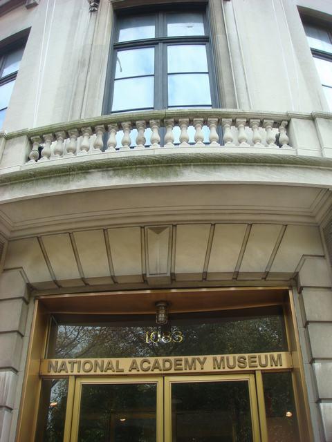 五番街は90丁目あたりもMuseumだらけ、_d0100880_19481229.jpg