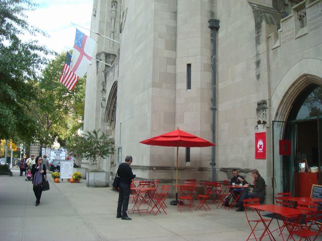 五番街は90丁目あたりもMuseumだらけ、_d0100880_19482439.jpg
