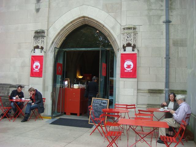 五番街は90丁目あたりもMuseumだらけ、_d0100880_19483867.jpg