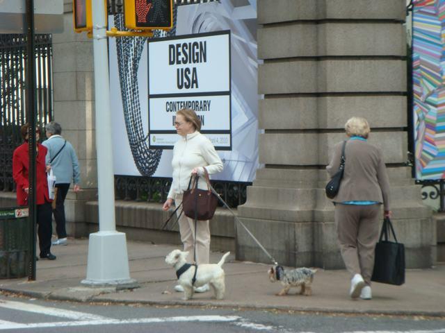 五番街は90丁目あたりもMuseumだらけ、_d0100880_1955374.jpg