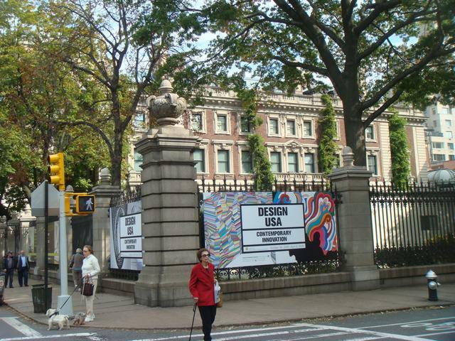 五番街は90丁目あたりもMuseumだらけ、_d0100880_19555113.jpg