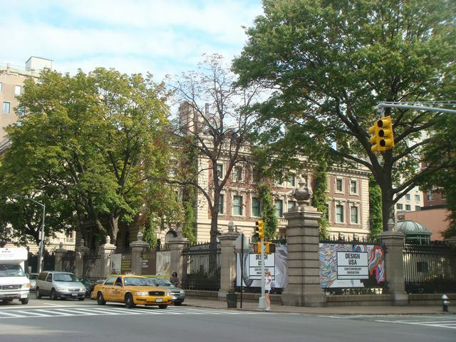 五番街は90丁目あたりもMuseumだらけ、_d0100880_1955740.jpg
