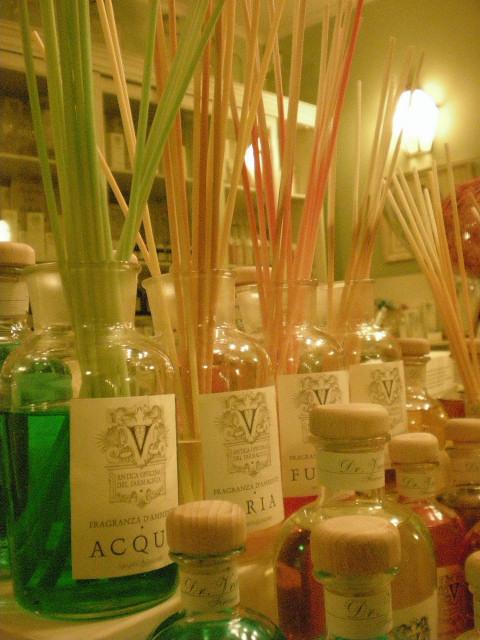 Dr, Vranjes....贅沢な香り/Firenze発_c0179785_2183014.jpg