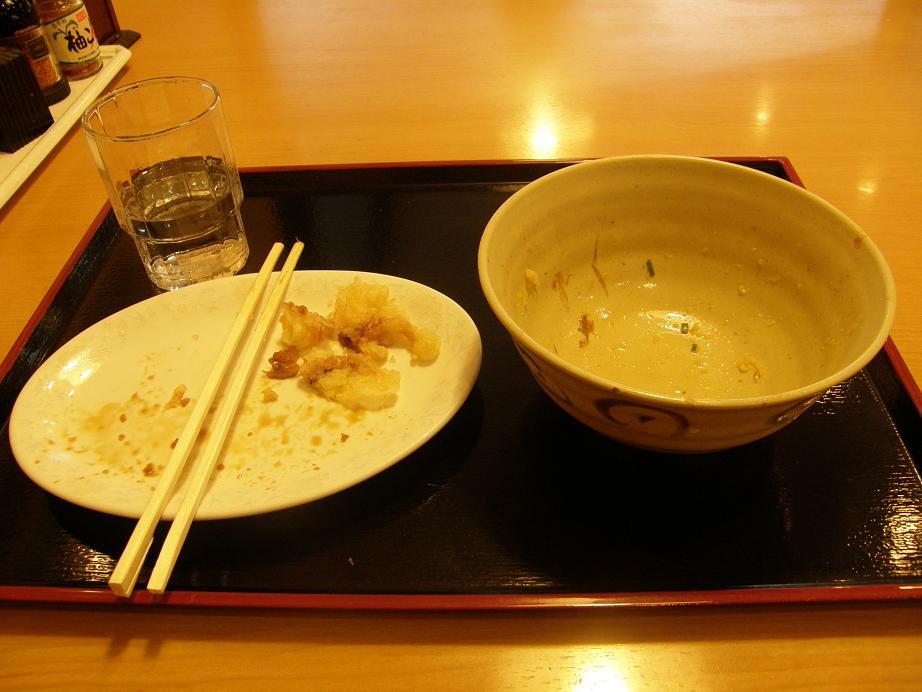 さぬきうどん めんむす      深江橋店_c0118393_14385411.jpg