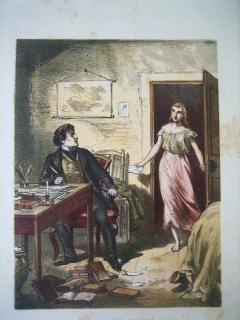 20世紀初頭の本の挿絵  半額_f0112550_5193760.jpg