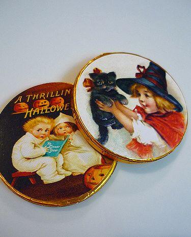 村上開新堂 のクッキー^^ trick or treat。。。Happy Halloweenの 温かな贈り物。。。* *。:☆.。†_a0053662_9334964.jpg