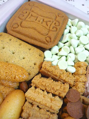 村上開新堂 のクッキー^^ trick or treat。。。Happy Halloweenの 温かな贈り物。。。* *。:☆.。†_a0053662_9421150.jpg