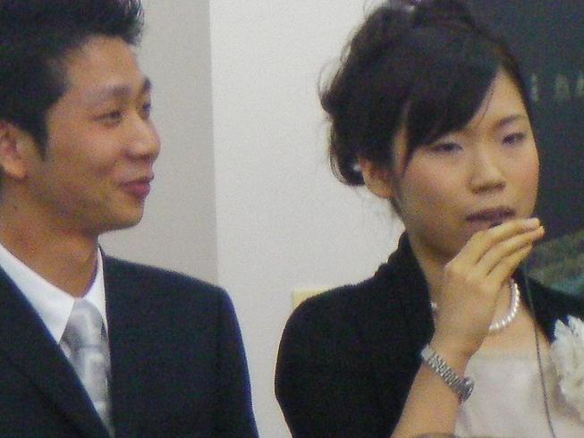 国際結婚 in 代々木_b0183063_22512244.jpg