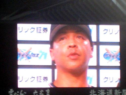 プロ野球09、パリーグは日ハム_c0189970_9335418.jpg