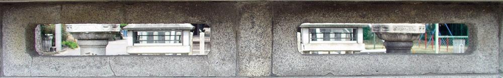 隅丸方形の透かしを持つ欄間部(その13)_e0113570_0402365.jpg