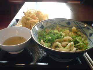 丸亀製麺☆_a0045193_1546135.jpg