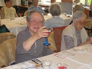 フランス料理お食事会<アクティブライフ芦屋>_c0107602_1537423.jpg