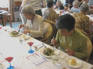 フランス料理お食事会<アクティブライフ芦屋>_c0107602_1538471.jpg